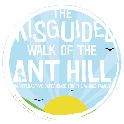 The Misguided Walk of the Ant Hill