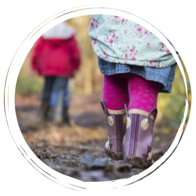 Art Town Tots Go Wild In Wellies